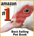 Amazon Number One Pet Book
